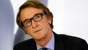 'Publicity shy' chemicals entrepreneur Jim Ratcliffe named Britain's richest person in Sunday Times Rich List