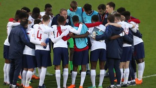 England take on Norway in the quarter-finals of European U17 Championship live on ITV4