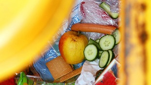 Residents will also receive a 'how to recycle food waste leaflet'