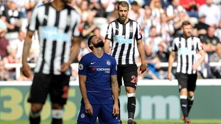 Ayoze Perez shattered Chelsea's top four hopes as Newcastle ran out resounding winners