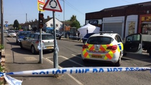 A post-mortem examination revealed Mr Hussain died from a single stab wound
