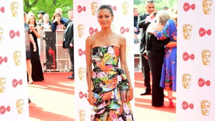Westworld star Thandie Newton has also been nominated for Best Leading Actress for her role in the as DCI Huntley in Line of Duty