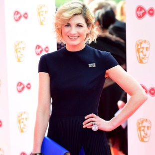 Star of Broadchurch and Doctor Who Jodie Whittaker