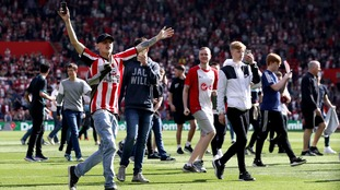 Defeat on final day- but Southampton stay in the top flight