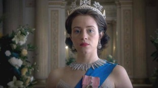 The Crown star was at the centre of a gender pay gap row earlier this year.