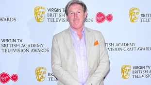 Adrian Dunbar is up for Best Supporting Actor in cop drama Line of Duty.
