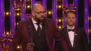 Murder In Successville won the Bafta for comedy entertainment programme.
