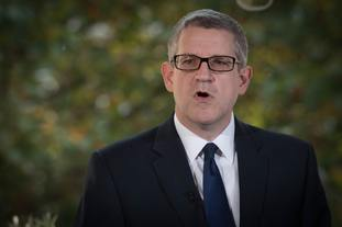 Director general of MI5 Andrew Parker has a 35-year career in intelligence.