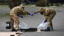 Sergei Skripal and his daughter Yulia were found on a park bench in Salisbury.