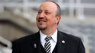 Rafa Benitez insists his priority is to remain at Newcastle United