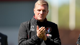 Bournemouth boss Eddie Howe rejects notion of comfort or complacency