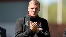 Bournemouth boss Howe