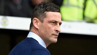 Jack Ross has been heavily linked with Ipswich.