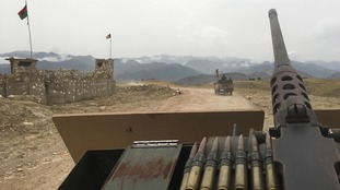 IS in Afghanistan have also recruited foreign fighters.
