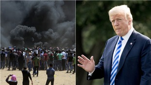 Why the calamity in Gaza and Israel may not rebound on Trump
