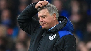 Sam Allardyce leaves Everton after less than a season in charge