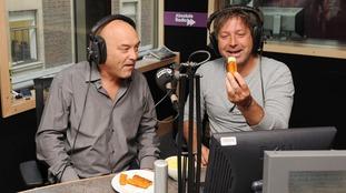 Masterchef presenters Gregg Wallace and John Torode weren't impressed by the soft chicken rendang.