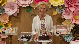 Mary Berry became a national treasure after being a judge on The Great British Bake Off.
