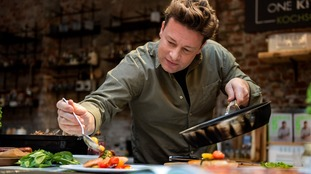 Essex chef Jamie Oliver is known for his healthy recipes.