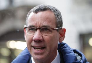 Mark Regev, Israel's Ambassador to the UK