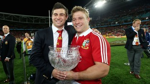 Ben Youngs (left) pulled out of the Lions squad for their tour of New Zealand last summer.