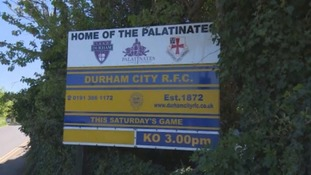 Both men played rugby for Durham City RFC.