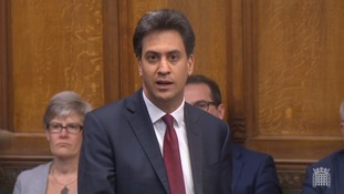 Former Labour leader Ed Miliband has been a vociferous supporter of resurrecting the Leveson inquiry.
