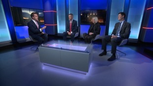 David Wood with guests Luke Pollard, Tessa Munt and Alex Chalk