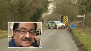 Ramniklal Jogiya's body was found in Stoughton Lane