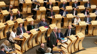 Westminster urged to 'respect the will' of Scottish Parliament on Brexit