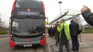 Second and third routes for Bristol Metrobus announced
