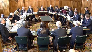 Former Carillion executives give evidence to MPs in February.