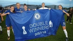 Chelsea win Women's Super League title