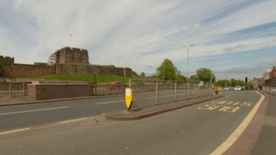 Police search for Carlisle sex assault witness