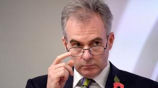 Bank of England deputy governor Ben Broadbent has apologised amid a backlash after he described the UK economy as 'menopausal'.