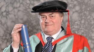 Lord Prescott, former Deputy Prime Minister
