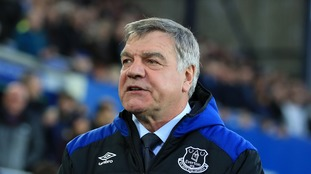 Who will replace Sam Allardyce at Everton?