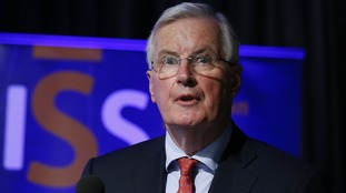 Michel Barnier, the EU's chief negotiator, is hoping for progress with Brexit.