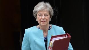 Theresa May wants a hard Brexit.