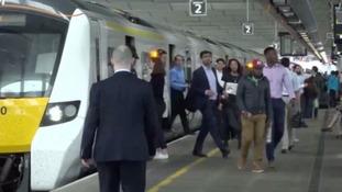 Massive disruption ahead on the railways