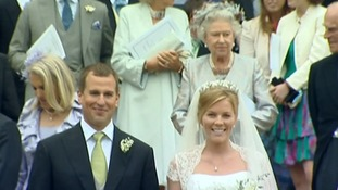 The Queen likes to see bride's wedding dresses before they enter the royal family.