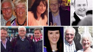 11 people from the Midlands were killed in the Tunisian beach attack