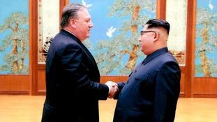 Secretary of State Mike Pompeo has met the North Korean leader twice.