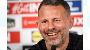 Wales can learn from All Blacks' domination - Ryan Giggs