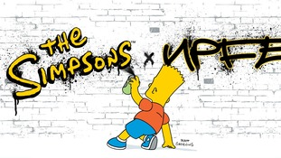 Upfest teams up with The Simpsons to bring famous characters to Bristol