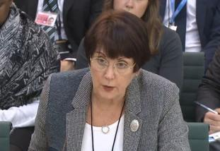 Dame Judith Hackitt, who chairs the Independent Review of Building Regulations and Fire Safety