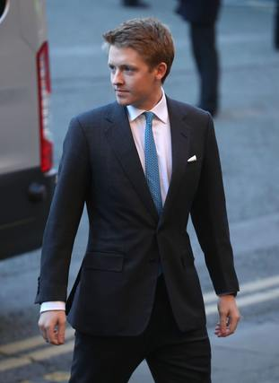 The 7th Duke of Westminster, Hugh Grosvenor.