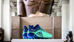 Why Mo Salah's football boots are off to the British Museum