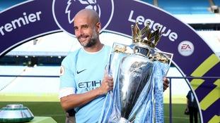 Pep Guardiola pens new Manchester City deal