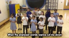 'This is Me': charity performs song in sign language